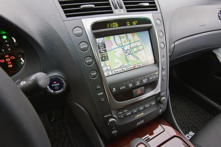 2010 Lexus GS 460 10
