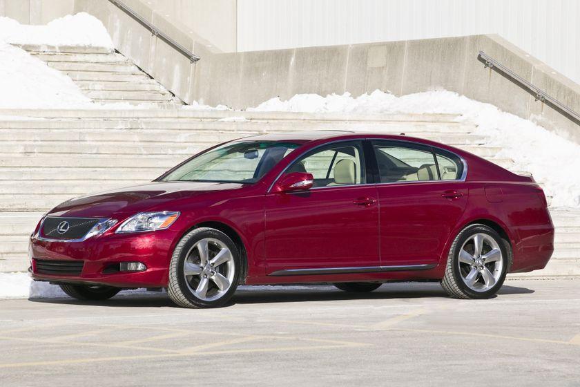2010 Lexus GS 460 06