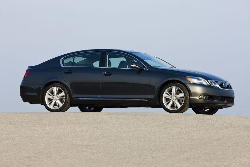 2010 Lexus GS 450h 09