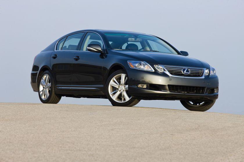 2010 Lexus GS 450h 08
