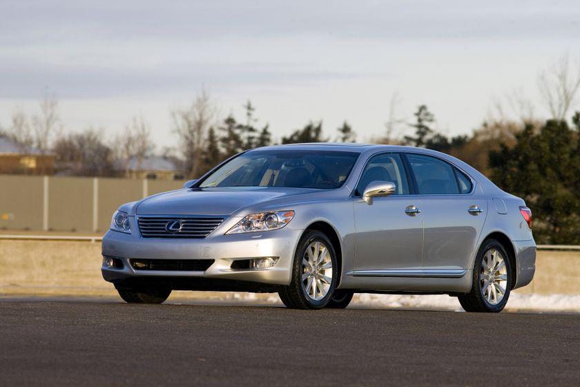 2010 Lexus LS 460 AWD 02