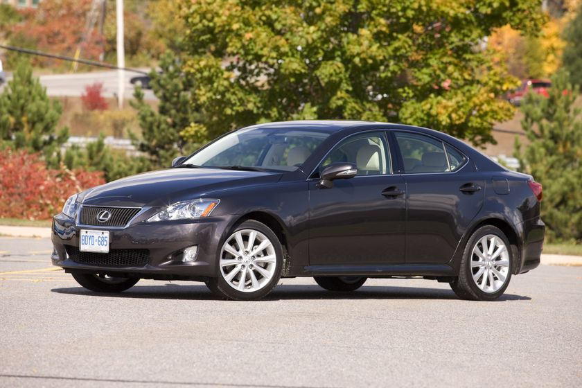 2010 Lexus IS 250 11