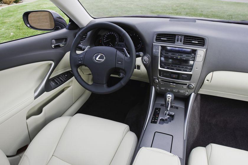2010 Lexus IS 250 16