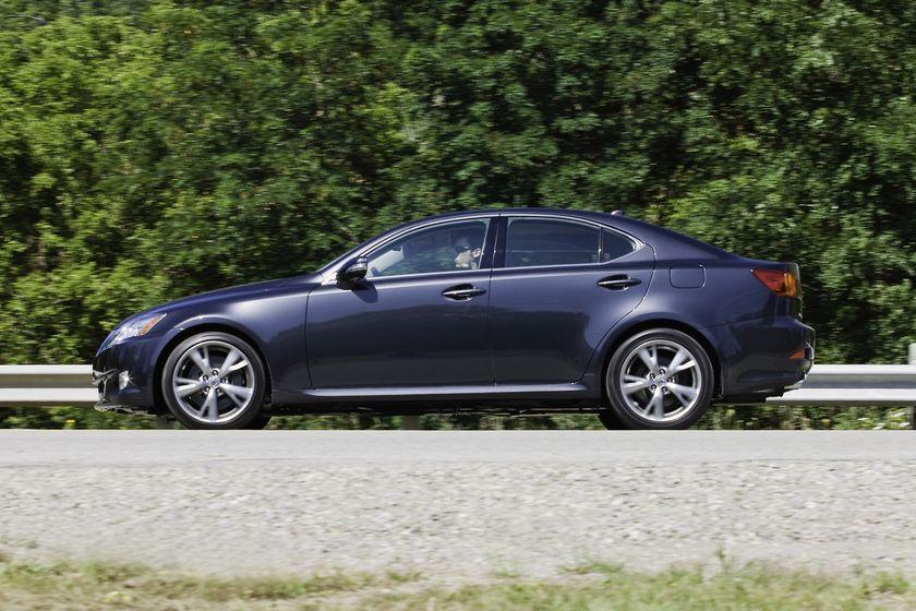2010 Lexus IS 350 13
