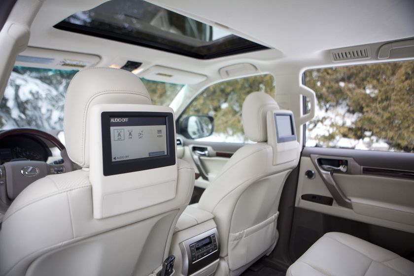 2010 Lexus GX 460 70