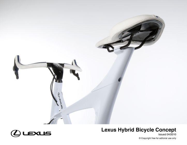 Lexus Hybrid Bicycle Concept 11
