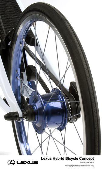 Lexus Hybrid Bicycle Concept 10