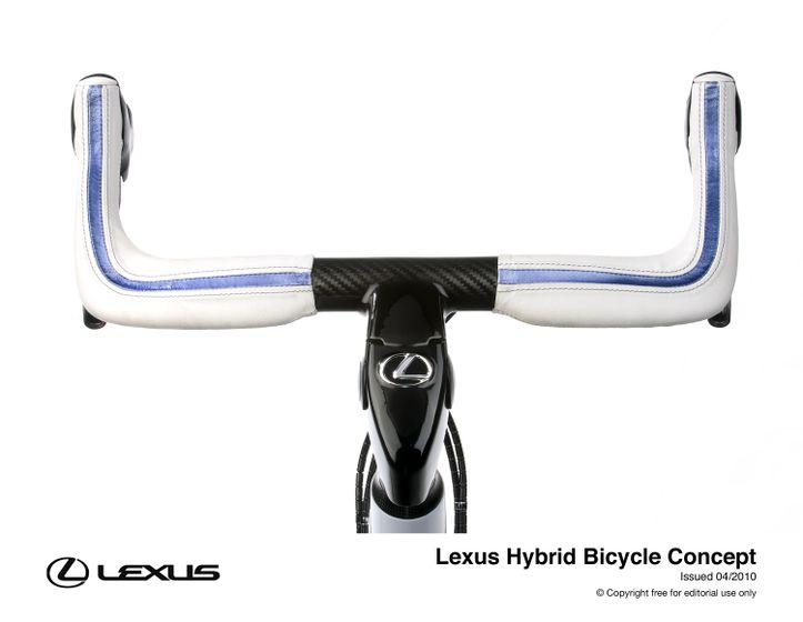 Lexus Hybrid Bicycle Concept 8