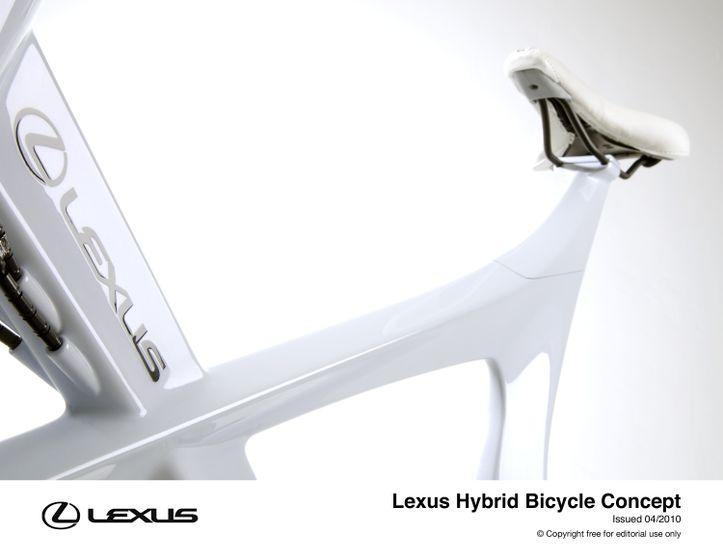 Lexus Hybrid Bicycle Concept 4
