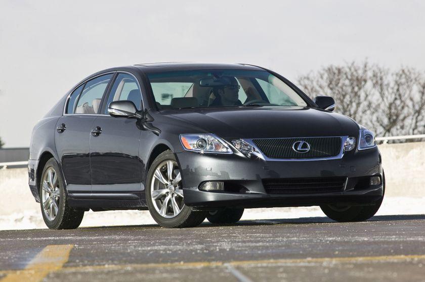 2011 Lexus GS 350 06