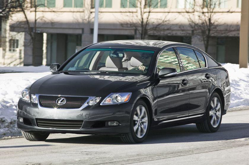 2011 Lexus GS 350 05