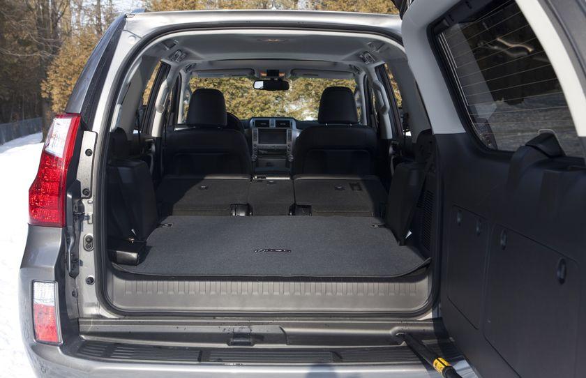 2011 Lexus GX 460 86