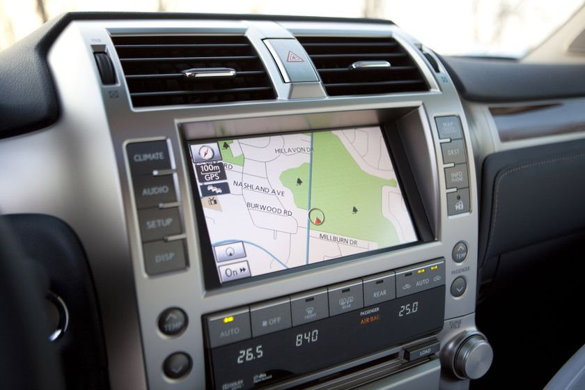 2011 Lexus GX 460 64