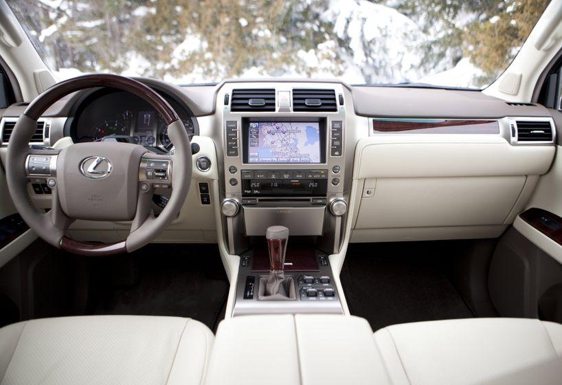 2011 Lexus GX 460 56