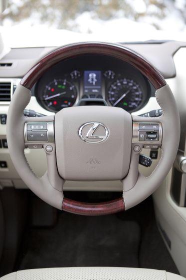 2011 Lexus GX 460 61