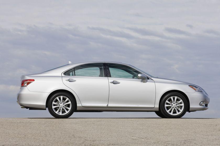 2011 Lexus ES350 18
