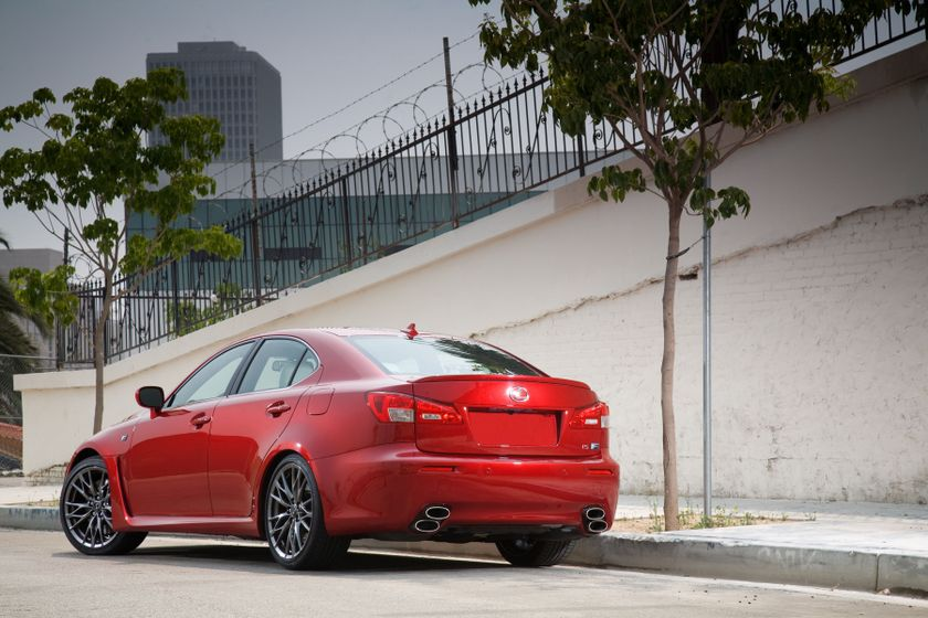 2011 Lexus IS F 06