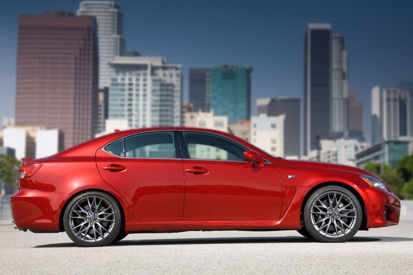 2011 Lexus IS F 02