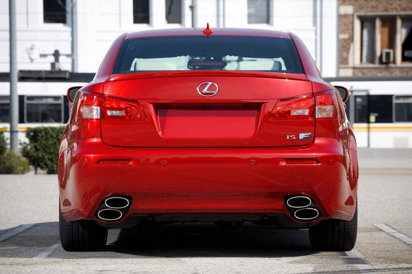 2011 Lexus IS F 05
