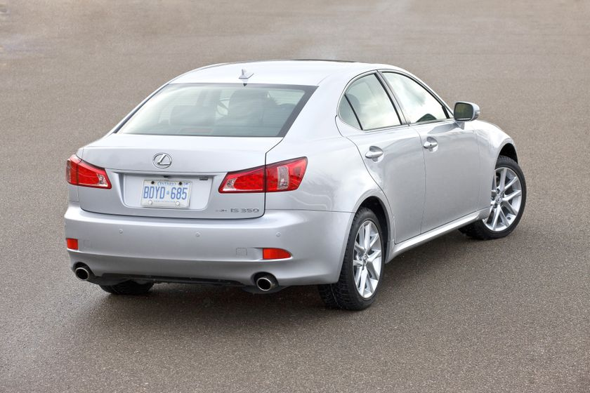 2011 Lexus IS350 AWD 09