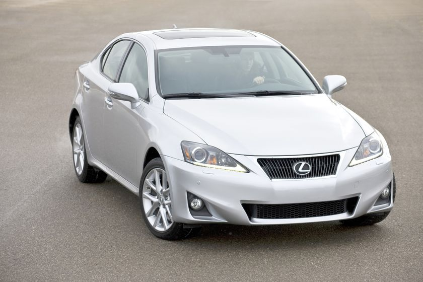 2011 Lexus IS350 AWD 08