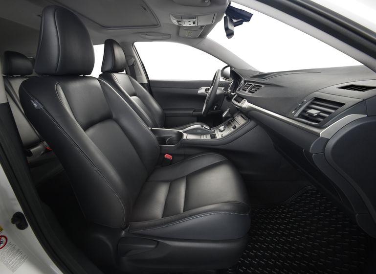2011 Lexus CT200h 09