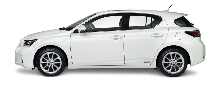 2011 Lexus CT200h 02