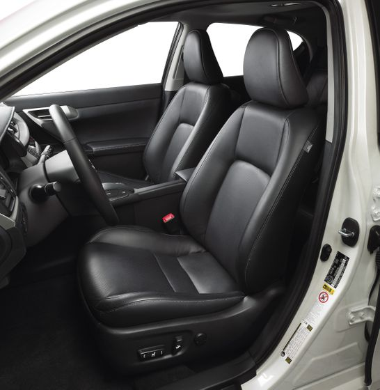 2011 Lexus CT200h 08