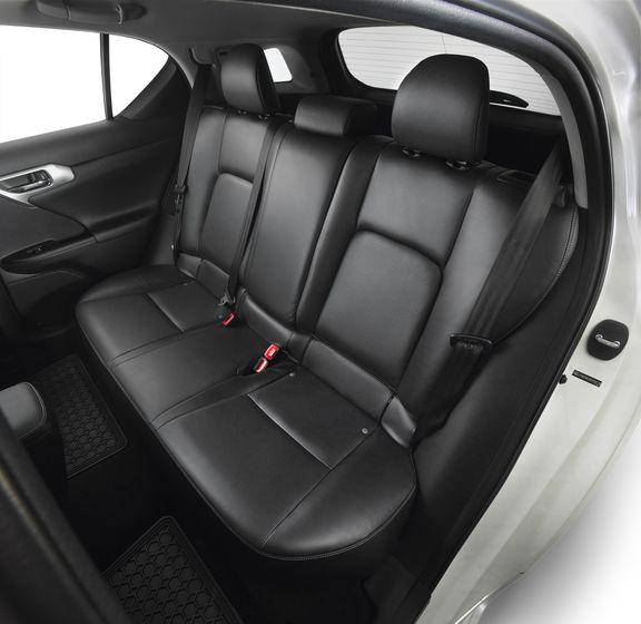 2011 Lexus CT200h 10