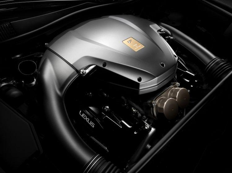 Lexus LFA 44