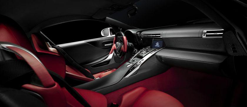 Lexus LFA 41
