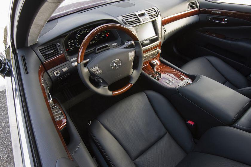 2011 Lexus LS 600h L 20