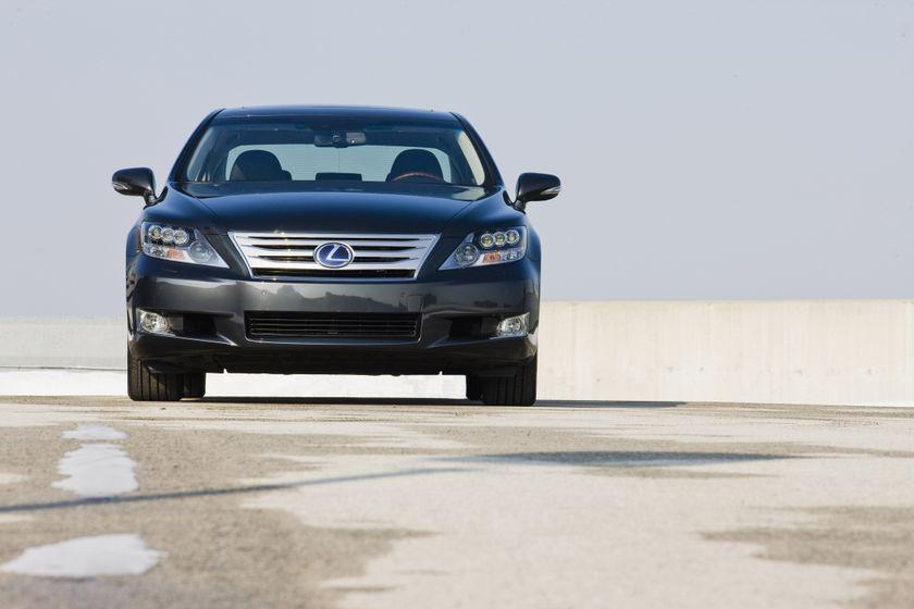 2011 Lexus LS 600h L 15