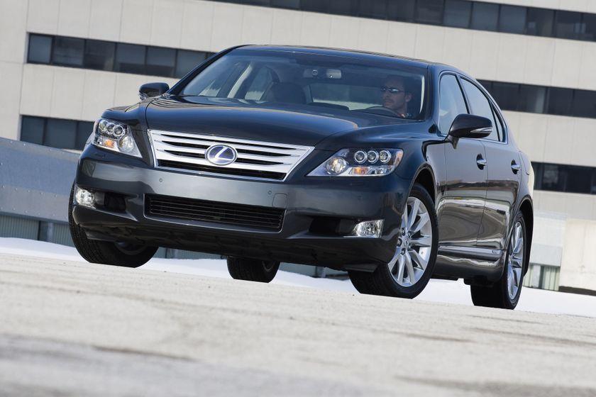 2011 Lexus LS 600h L 06
