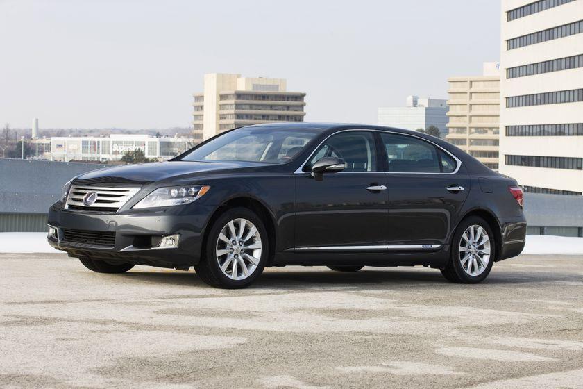 2011 Lexus LS 600h L 04