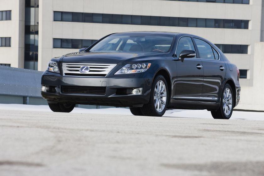 2011 Lexus LS 600h L 02