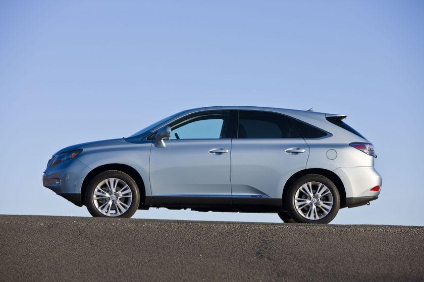 2011 Lexus RX450h 18