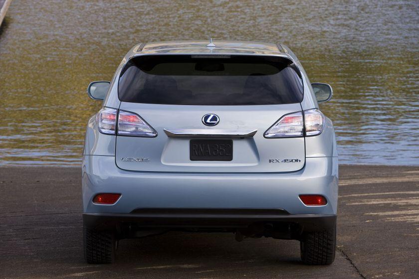 2011 Lexus RX450h 28