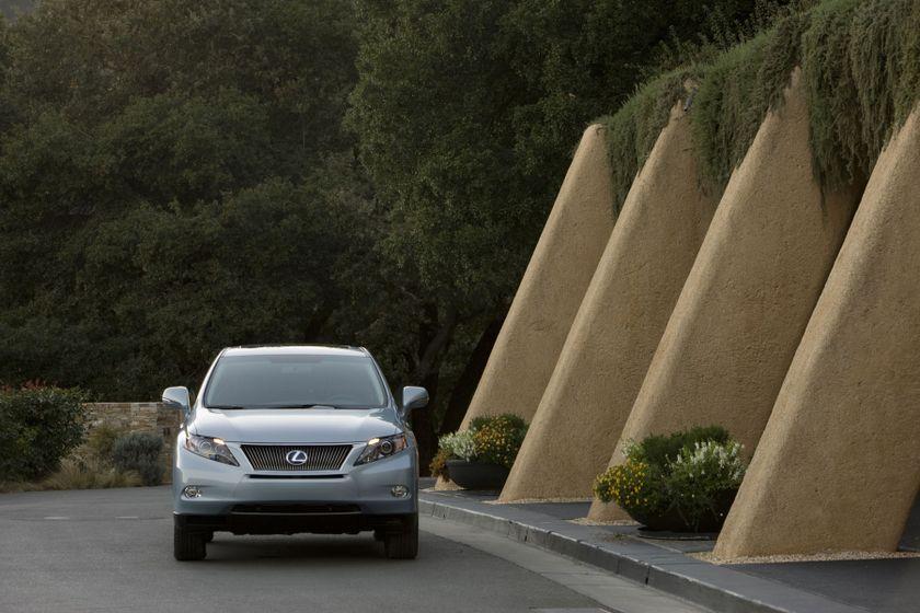 2011 Lexus RX450h 14