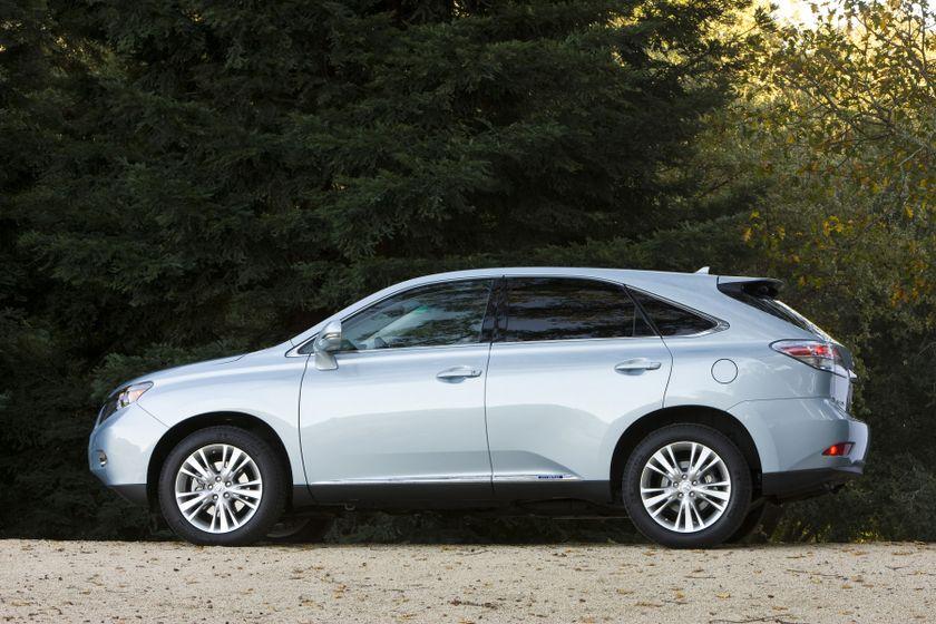 2011 Lexus RX450h 01