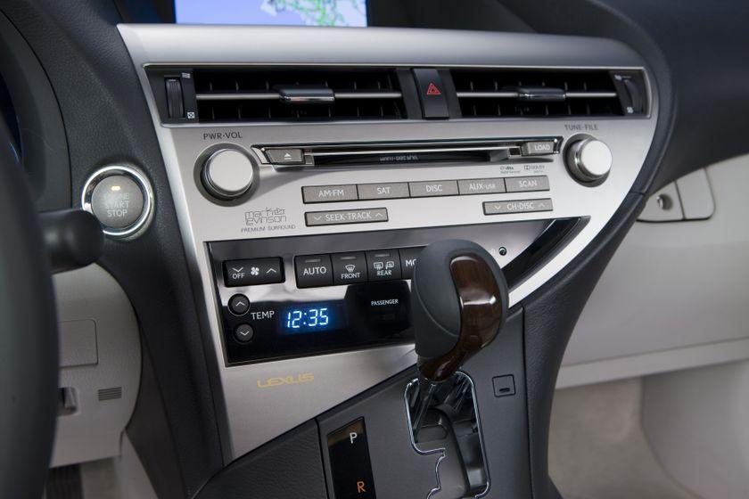 2011 Lexus RX450h 60