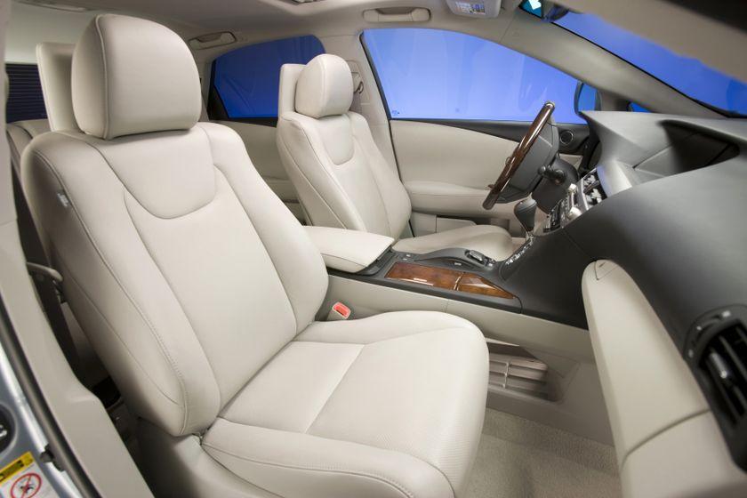 2011 Lexus RX450h 51