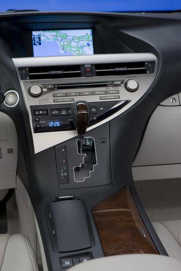 2011 Lexus RX450h 57
