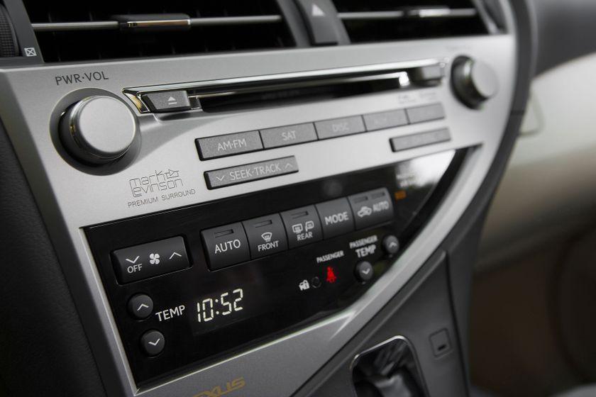 2011 Lexus RX450h 56