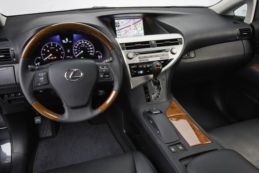 2011 Lexus RX350 30