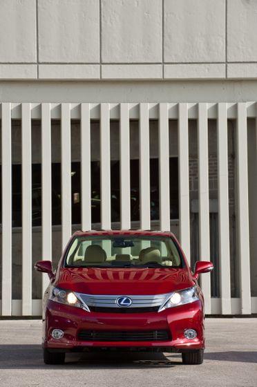 2011 Lexus HS250h 42