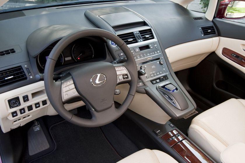 2011 Lexus HS250h 58