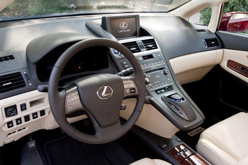 2011 Lexus HS250h 59