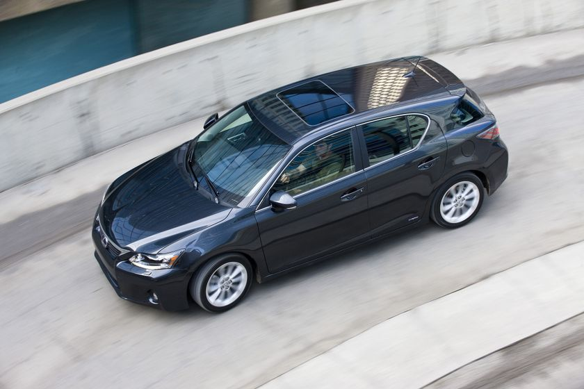 2011 Lexus CT 200h 09