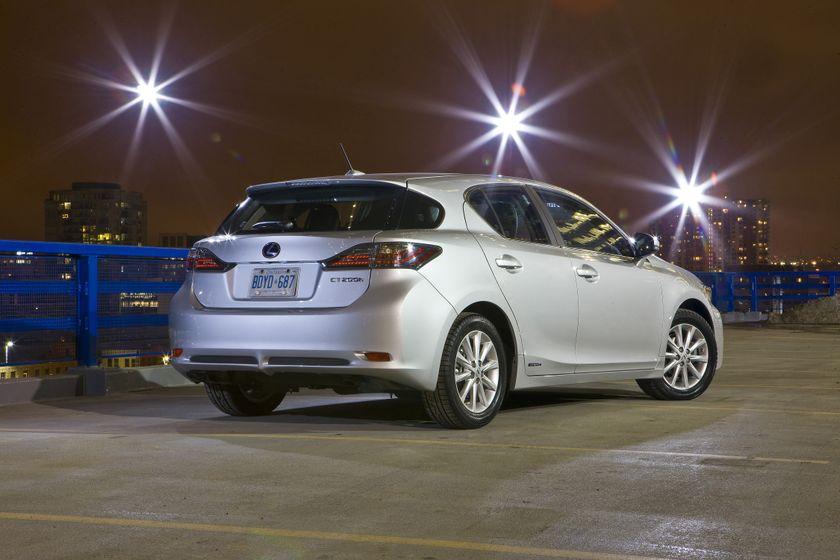 2011 Lexus CT 200h 08